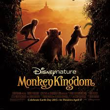 Monkey Kingdom Film Poster